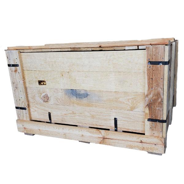 Cajas-Huacales de madera