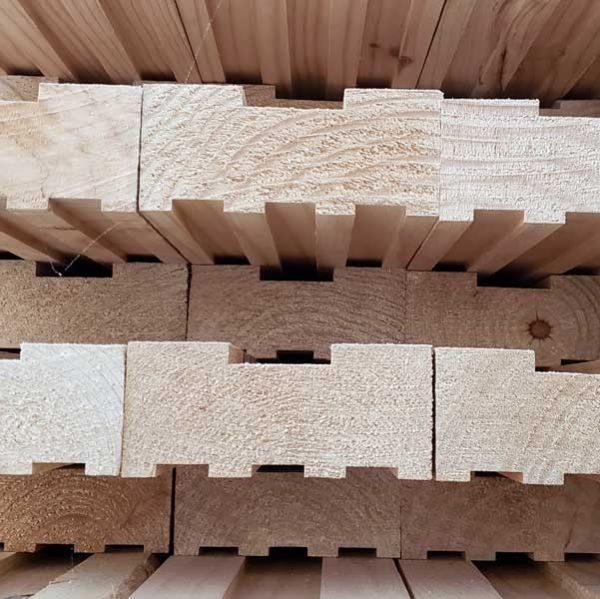 madera para embalaje